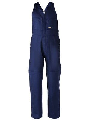 BAB0007 Mens Action Back Overalls