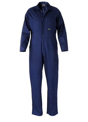 BC6007 Mens Coveralls Regular Weight