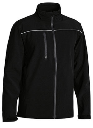 BJ6060 Men\'s Soft Shell Jacket