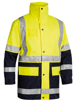 BK6975 5 In 1 Rain Jacket