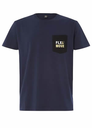 BKT065 Flx & Move™ Cotton Tee