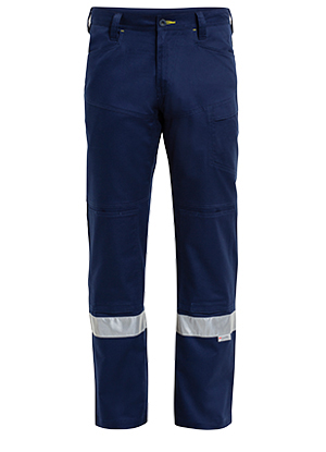 BP6474T - 3M Taped Ripstop Vented Work Pant