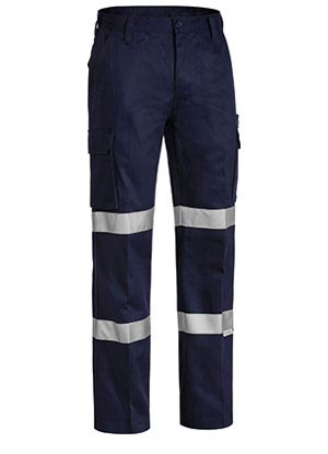 BPC6003T 3M Double Taped Cotton Drill Cargo Pant