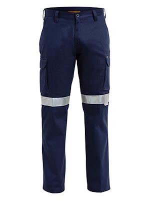 BPC6006T 3M Taped Cotton Drill Cargo Pant