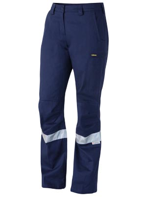 BPL6021T 3M Taped Industrial Engineered Womens Drill Pant