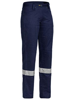 BPL6474T Womens 3M Taped X Airflow Ripstop Vented Work Pant