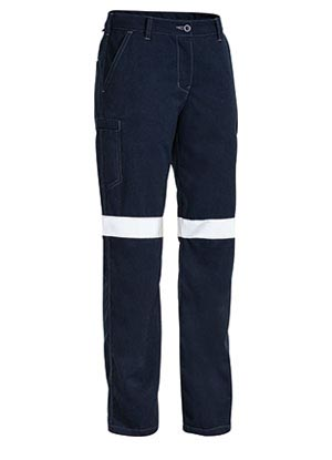 BPL8092T Tencate Tecasafe Plus Womens Taped Engineered FR Cargo Pant