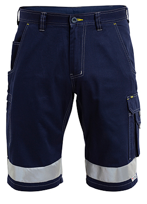 BSHC1432T 3M Taped Cool Vented Lightweight Cargo Short